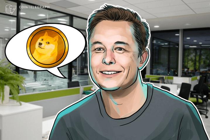 Elon Musk tweet gives Dogecoin a 35% liftoff