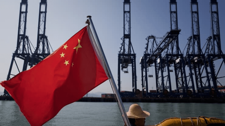 China is Building Up its Ability to Weaponize Trade, Report