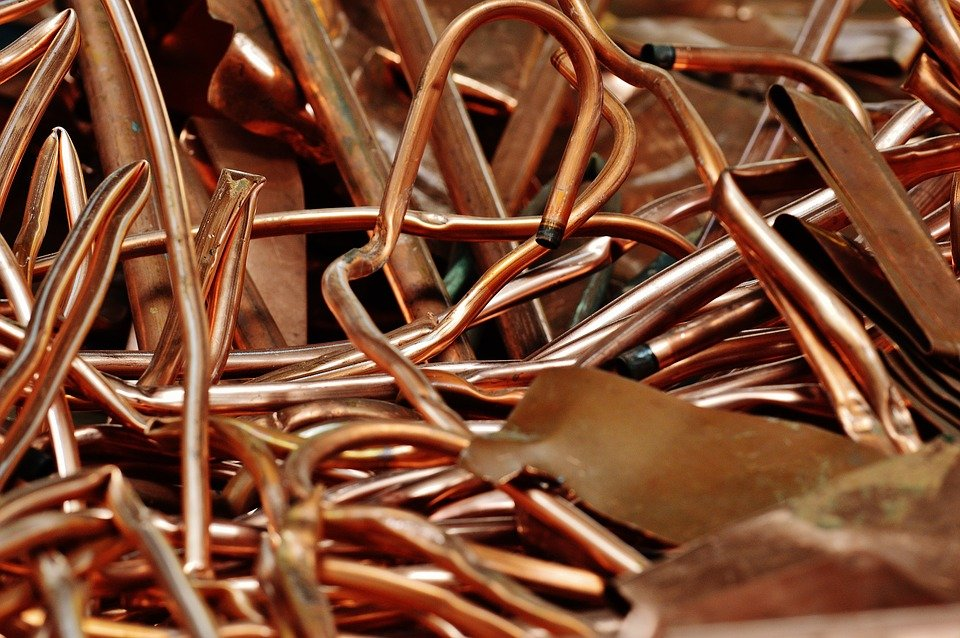Copper prices Jan 11
