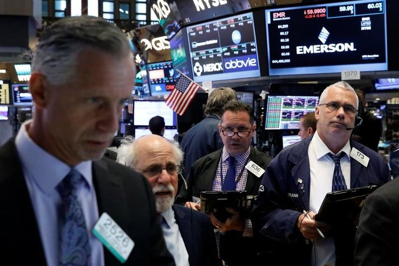 wall street reverses direction