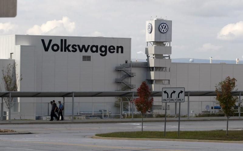 vw plans to expend