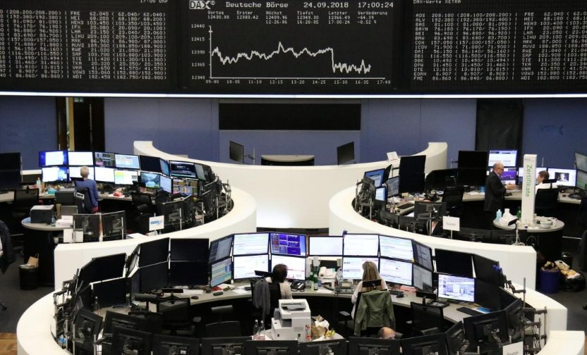 european stocks grow