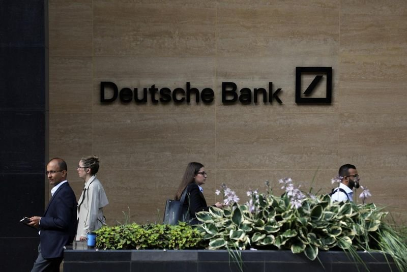 deutsche bank slips