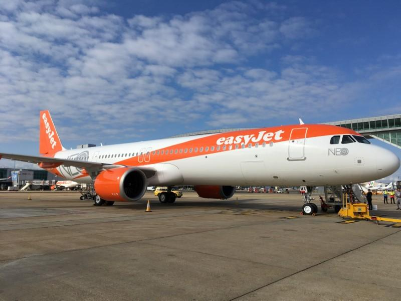 easyjet shares boost