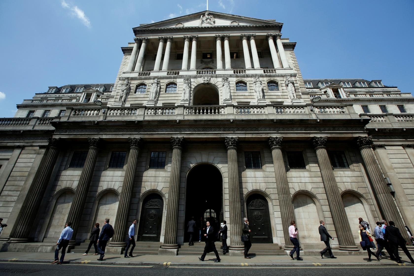 bank of england cuts rate by 50 bps