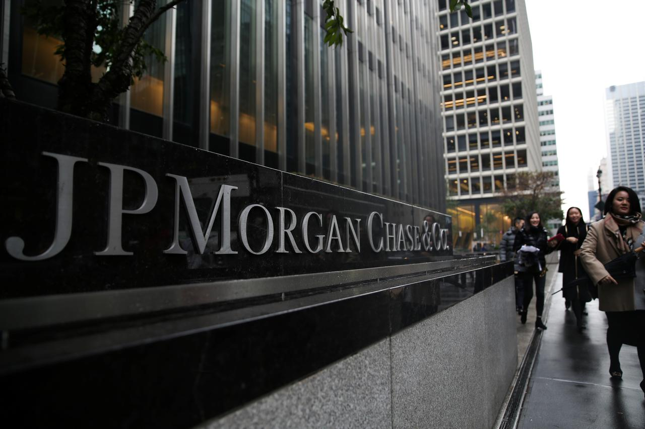 jp morgan tops expectations