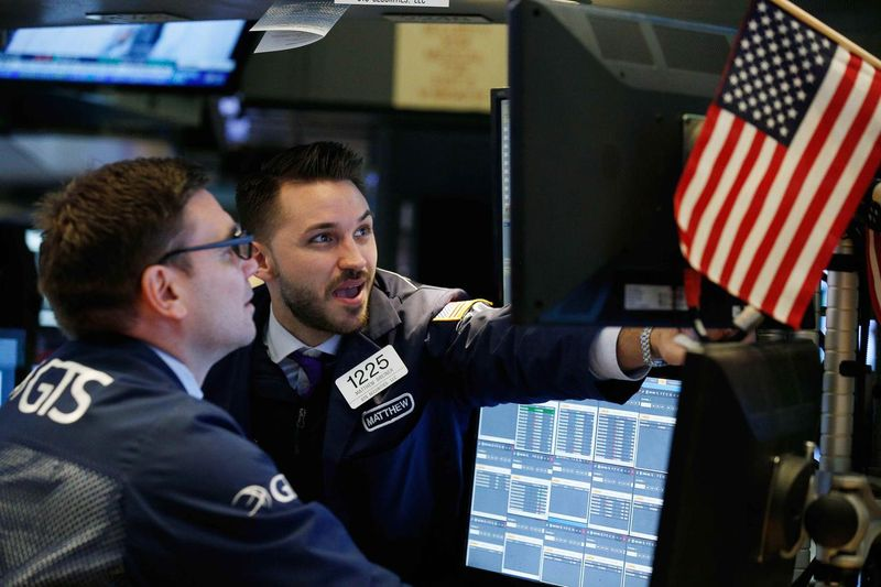 wall street shares recover