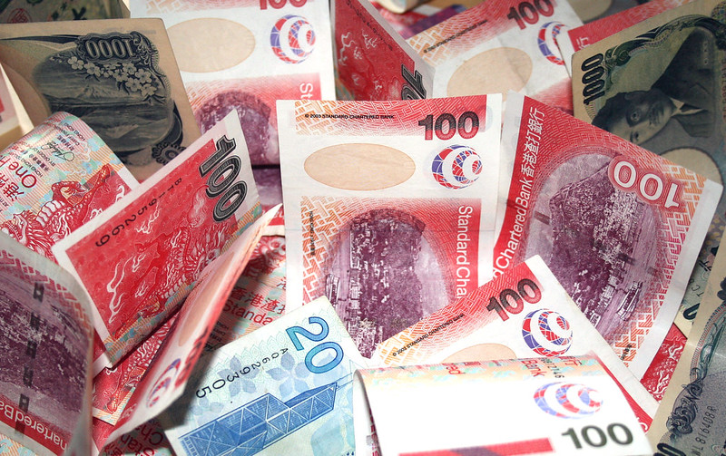 riskier currencies stable