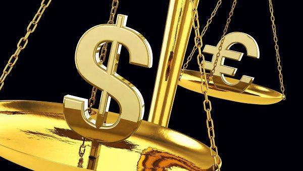 Курсы валют рубль евро доллар