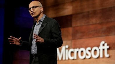 Microsoft earnings exceed $100bn for first time in fiscal year