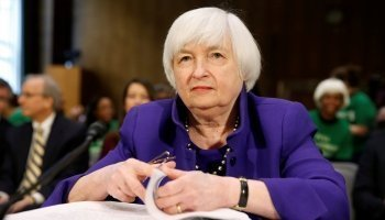 Fed's J. Yellen is going to step down in 2018