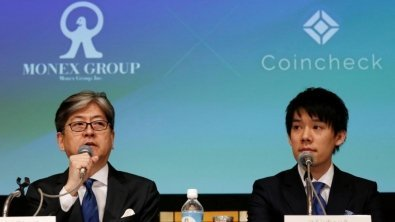 Monex Group buys hacked cryptocurrency exchange Coincheck