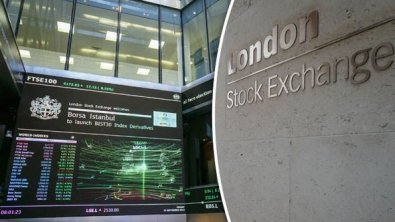 FTSE 100 extends losses as central banks are expected to tighten policy