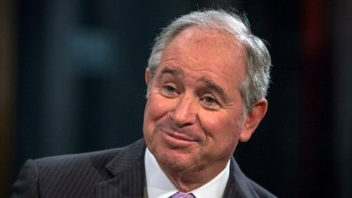 Blackstone CEO received $786.5 million for 2017