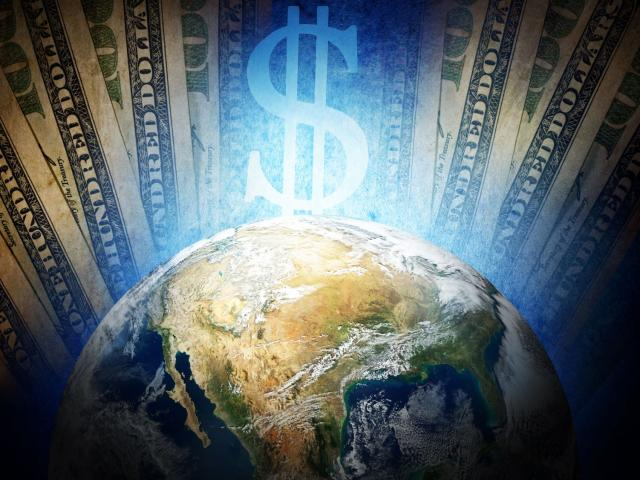 Dollar to be depressed over rosier global economic outlook?