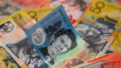 China's economic data affects FX markets; Aussie grows