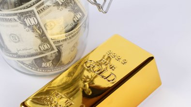 Gold eases back after aggressive gains in the past few days