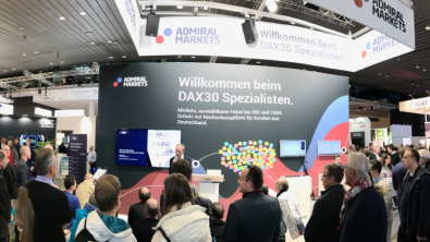 Admiral Markets Attends the World of Trading Expo in Frankfurt