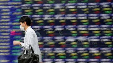 Asian stocks surge for first session this week