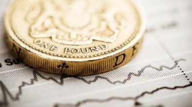 Sterling steady ahead of UK services data, Gold rebounds