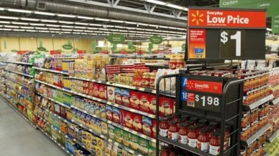 Walmart expects surge from strong grocery sales