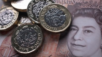 Sterling gains but traders say it won't last for long