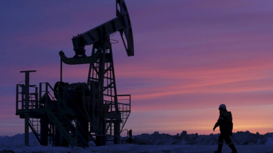 Oil Lifted by Upbeat Readings on Manufacturing Activity