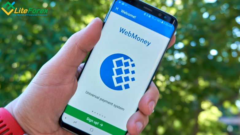 WebMoney is added as a payment system