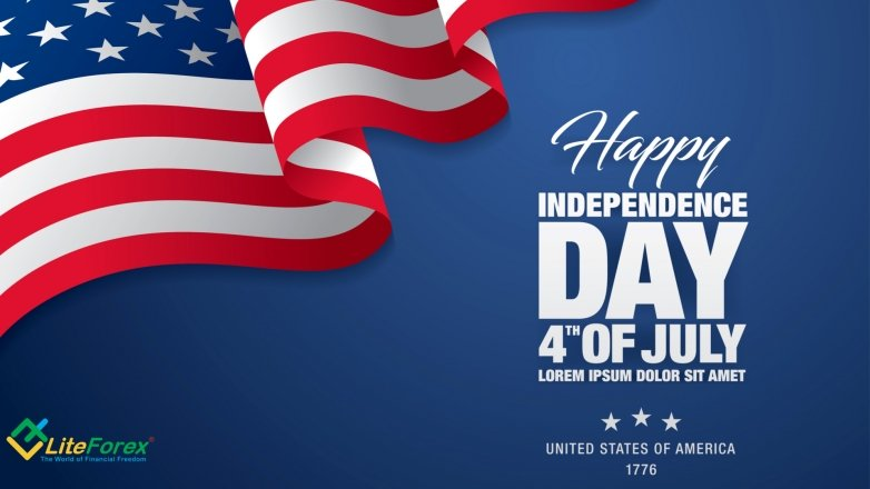 Changes in trading hours due to Independence Day, US