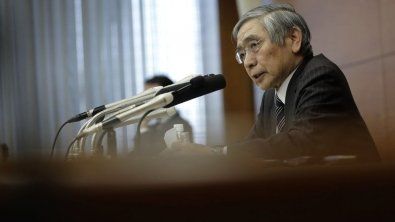 Japanese government nominates Kuroda as Bank of Japan Gov. for second term