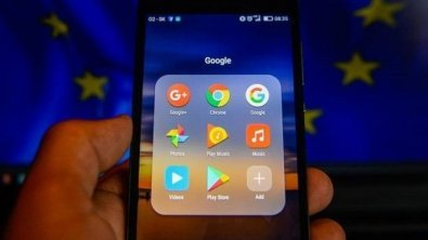 Google is fined €4.3 bln in connection with Android