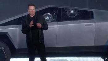 Elon Musk Unveils its Armoured Cybertruck, Starting at $39,900