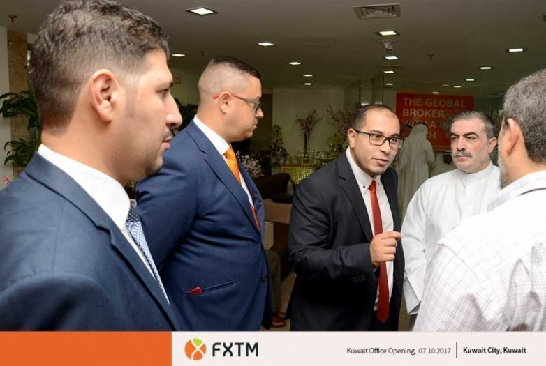FXTM Announces New Office for FXTMPartners in Kuwait City