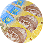 Deposit in Ukranian Hryvnia without Commission
