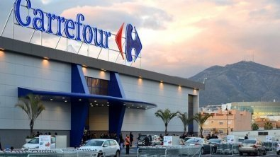 Carrefour reports net loss of 531 million euros due to non-recurring charges