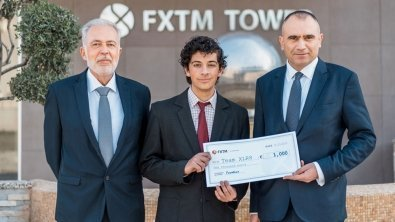 ForexTime (FXTM) sponsors Team XLR8 for F1™ in Schools Competition