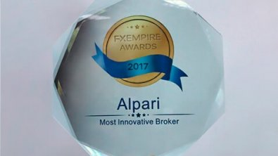 Alpari wins two prestigious prizes at the