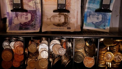 Pound Steadies, Survey Shows Nascent Manufacturing Recovery