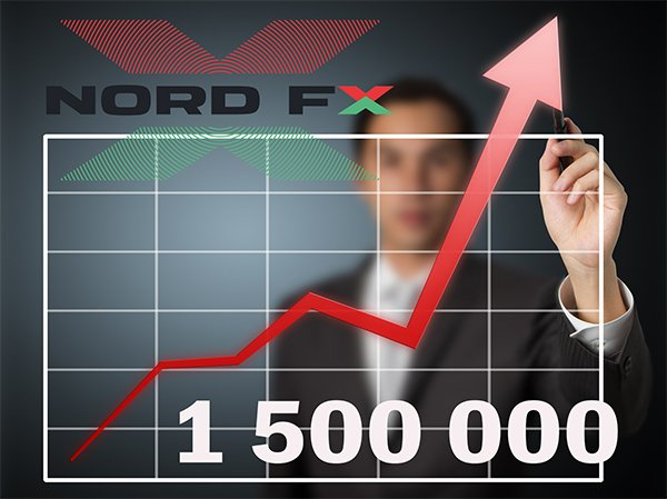 Number of Accounts Opened in N?rdFX Exceed 1.500.000