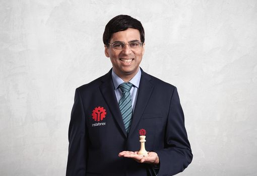 Vishwanathan Anand becomes the Olympic Champion of 2020!