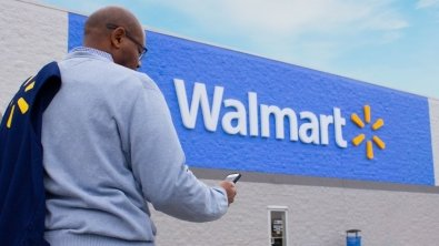 Walmart's sales data for third quarter above forecasts