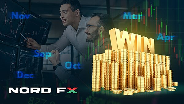 March 2021 Results: Three Most Successful NordFX Traders Earned Over $100,0001