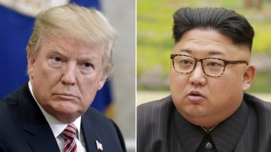 North Korea is ready to denuclearize, Trump prepares for a first meeting with Kim Jong Un
