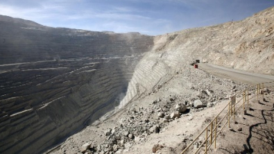 'On the edge': Chile Copper Production at Risk, Virus Bites
