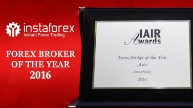 InstaForex, Forex Broker of the Year Asia according to IAIR Awards