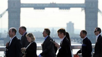 UK unemployment falls to 4.2% - its lowest since 1975