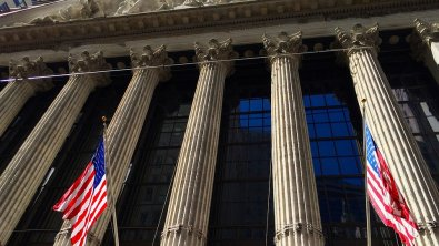 Wall Street under pressure as result of Fed's policy update