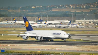 High fuel costs and overcapacity shrink Lufthansa's reports