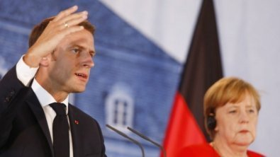Germany and France propose to set up common budget for euro area