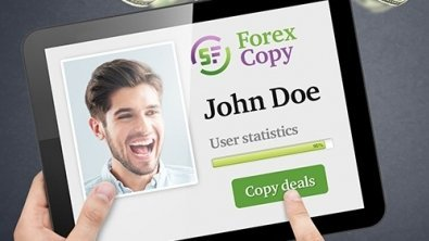 New! Forex Copy Service